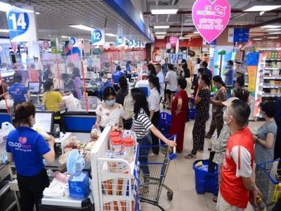 Saigon Co.op giảm giá hàng loạt sản phẩm để chia sẻ khó khăn với người tiêu dùng