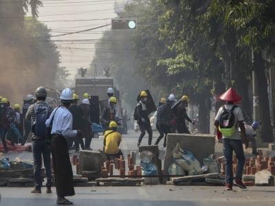 Mỹ kêu gọi Trung Quốc dùng ảnh hưởng giải quyết bất ổn chính trị Myanmar