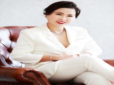 Doanh nhân Hoàng Thanh Bình một người kinh doanh giỏi, với sự bản lĩnh, trí tuệ và sắc sảo.