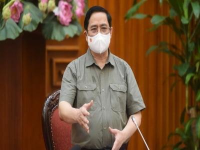 Công điện của Thủ tướng chấn chỉnh, nâng cao hiệu quả công tác phòng, chống dịch COVID-19