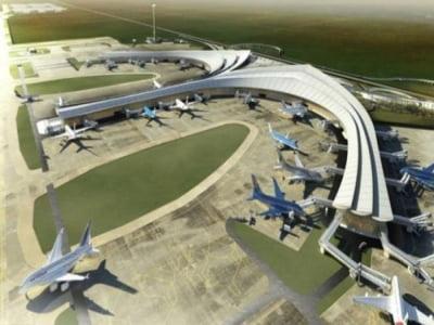 Ngày mai, khởi công dự án sân bay Long Thành giai đoạn 1