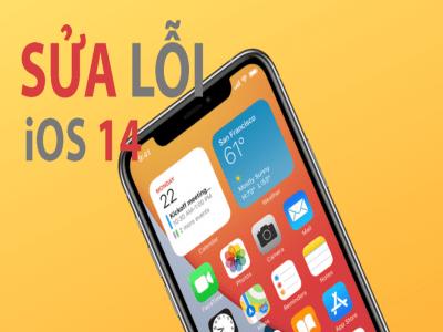 Khắc phục lỗi iPhone hao pin, thông báo, wifi sau khi nâng cấp iOS 14