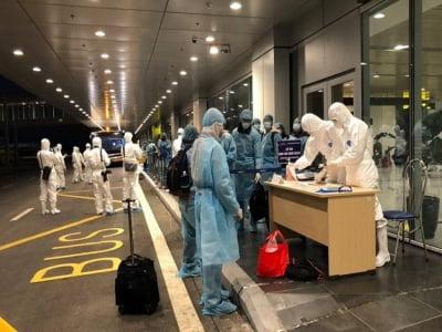 1 bệnh nhân trở về từ Anh nhiễm biến thể mới của virus SARS-CoV-2