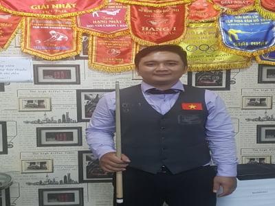 Cơ thủ Trần Thanh Lực xuất sắc đăng quang giải Carom 3 băng CLB 259 - Quận Bình Thạnh mở rộng 2020