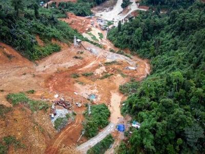 Dự án thuỷ điện Rào Trăng 3 vừa bị sạt lở được quản lý như thế nào?