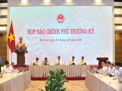 Bộ trưởng Mai Tiến Dũng: Nền kinh tế Việt Nam đã đi qua đáy và đang phục hồi hình chữ V
