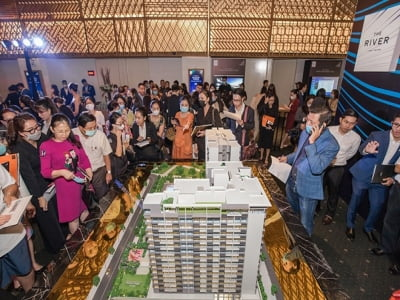 City Garden Thủ Thiêm công bố mở bán tòa tháp Hudson Tower thuộc dự án The River