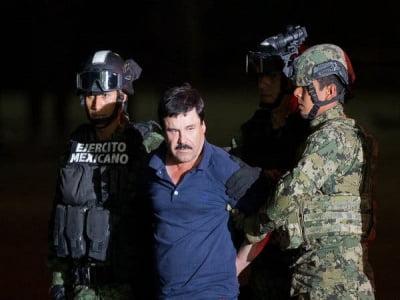 Trùm ma túy khét tiếng nhất thế giới El Chapo đã bị kết án ở Mỹ