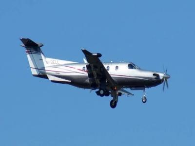 Máy bay rơi ở Thùy Điển, 9 người thiệt mạng